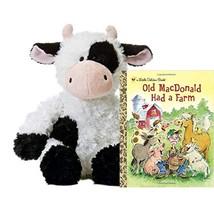 "World Tubbie Wubbie Plush Cow Gift Set 12"".. - $45.99"