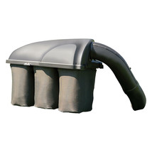 Craftsman MTD 9 Bushel 3 Bin Soft Bagger for 50 & 54 Inch Riding Mowers - $670.07