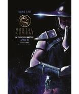 "Mortal Kombat Poster 2021 Simon McQuoid Kung Lao Film Art Print 24x36"" 2... - $10.90+"