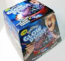 Crayola Motorized Color Explosion Glow Dome Children Kids Art Toy NEW Open Box - $34.16