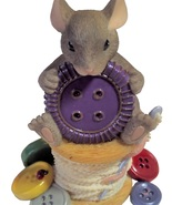 Charming Tails You're Cute As a Button 89/115 - Purple - $12.99