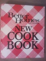 Better Homes and Gardens New Cook Book, In A Five-Ring Binder Editors of Better