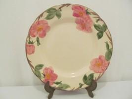 """Franciscan Desert Rose - 5 Dinner Plates - 10 7/8"""" - England - One Small Crack - $36.00"""