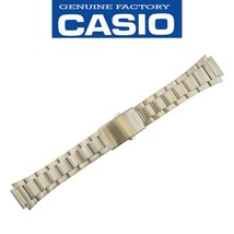 Genuine CASIO Stainless Steel Watch BAND AE-1100WD AQW-100D AQW-101D AE-... - $31.95