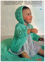 1976 BERNAT BABIES Book No. 222 - Knit & Crochet - $14.99