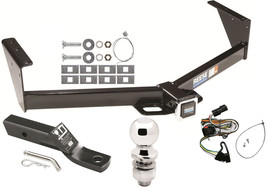 01-03 Chrysler Town & Country & Voyager Complete Trailer Hitch Pkg W/ Wiring Kit - $221.02