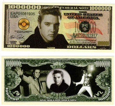 Elvis Money - $2.00