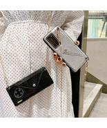 Phone Case For Huawei P40 Pro P30 Mate 30 Pro Nova 6 Laser Card Holder L... - $8.32+
