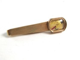 1940's - 1950's Fly Fishing Lure Tie Clasp by Swank 12182013 - $24.74