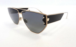 Dior Women's Sunglasses DIORCLAN2 J5G Gold/Black 61-15-150 MADE IN ITALY... - $235.00