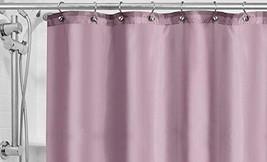"Popular Bath Fabric Shower Curtain Liner, 70"" x 72"", Lavender - $18.70"