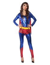 Sexy Superhero Halloween costume - $30.00