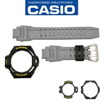 Casio G-Shock GA-1000-8A GA-1000-9B Gray Watch Band & Black Bezel Top & ... - $64.00