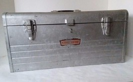"CRAFTSMAN Early Model 6500 Toolbox Chest  20"" x 9 1/2"" x 8 1/2"" - $29.69"