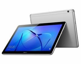"NEW Huawei MediaPad T3 10 | 9.6"" HD Tablet 16GB Wi-Fi + 4G LTE FACTORY UNLOCKED"