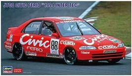 Hasegawa 1/24 JTCC Civic Ferio 1994 Inter-TEC Model Car 20385 - $107.96