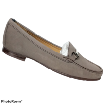 Driver Club USA Womens Grand 2 Brown Earth Horsebit Nubuck Loafers Size 5 M - $46.22