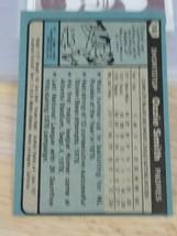 1980 Topps Ozzie Smith San Diego Padres #393 Baseball Card - $2.92