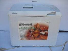 Vintage Kenmore Automatic Bread Maker Model 48487 - $52.99
