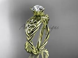 T engagement rings  rope ring  diamond engagement ring  forever brilliant moissanite  1 thumb200