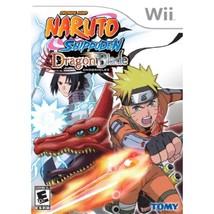 Naruto Shippuden: Dragon Blade Chronicles - Nintendo Wii - $76.98