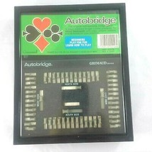 Autobridge By Grimaud 1985 Beginners Version Complete Free Shipping AWESOME - $14.92