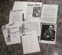 Ringo Starr Beatles Press Kit 1990s - $19.99