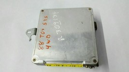 ECM Electronic Control Module Fit 88 Toyota Pickup 4 Cyl 4x4 P/n:89661-35110 22R - $181.02
