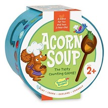 Peaceable Kingdom/Acorn Soup: A Game for You and Your 2-Year-Old - $28.08
