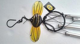 "Wind Chime Bumblebee 19"" Glows In The Dark  - $9.50"