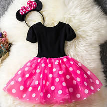 Cute Girls Pageant Dress 2018 Wedding Flower Girl Dresses Ribbon Party Prom Gown image 2