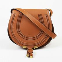 """Chloe Leather Small """"Marcie"""" Crossbody Bag - $805.00"""
