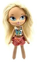 "MGA Bratz Kidz Cloe Summer Vacation Doll Outfit Blonde Blue Eyes 7"" No F... - $5.93"
