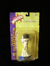 Universal Studios Monsters Big Little Heads Figure New Bride Of Frankens... - $15.99