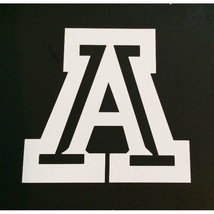 university of arizona college ncaa logo auto sticker decal emblem usa made - $13.53