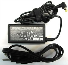 Genuine LiteOn for Acer Laptop Charger AC Adapter Power Supply PA-1650-6... - $18.99
