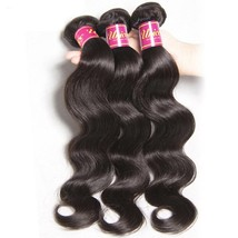 Hair Company Indian Hair Body Wave - 18inches, Natural Color - $84.00