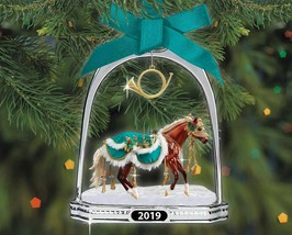 <><   700320  Breyer 2019 Holiday Stirrup Ornament 20th in a series - $18.37