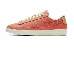 NIB Nike W Blazer Low LX Plant Color Collection Size 6.5 Red Stardust AV9371-600 - $54.99
