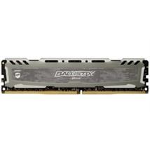 Crucial Memory BLS16G4D26BFSB 16GB DDR4-2666 UDIMM Ballistix Sport LT Gr... - $119.89