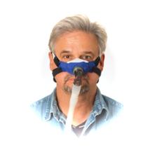 Circadiance Sleepweaver 3D Soft Cloth Nasal Mask With Headgear - Regular - $77.00 CAD