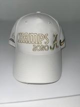 Nike Alabama Crimson Tide 2020 National Champs White/Gold Locker Room Ha... - $18.80