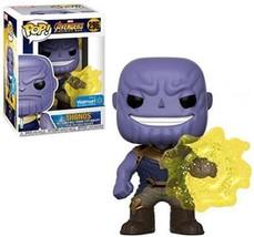 Funko POP! Marvel Avengers: Infinity War #296 Thanos Walmart Exclusive -... - $27.80