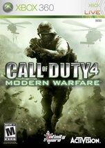 Call of Duty 4: Modern Warfare - Xbox 360 [Xbox 360] - $18.22