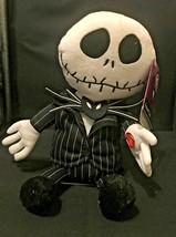 Nightmare Before Christmas - Animated Musical Jack Skellington - Dancing... - $24.74