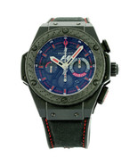 Hublot King Power Formula 1 Blakc Ceramic Automatic Watch 703.CI.1123.NR... - $13,855.05
