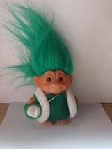 2005 Dam Troll Seed Gatherer w/green hair - $30.00