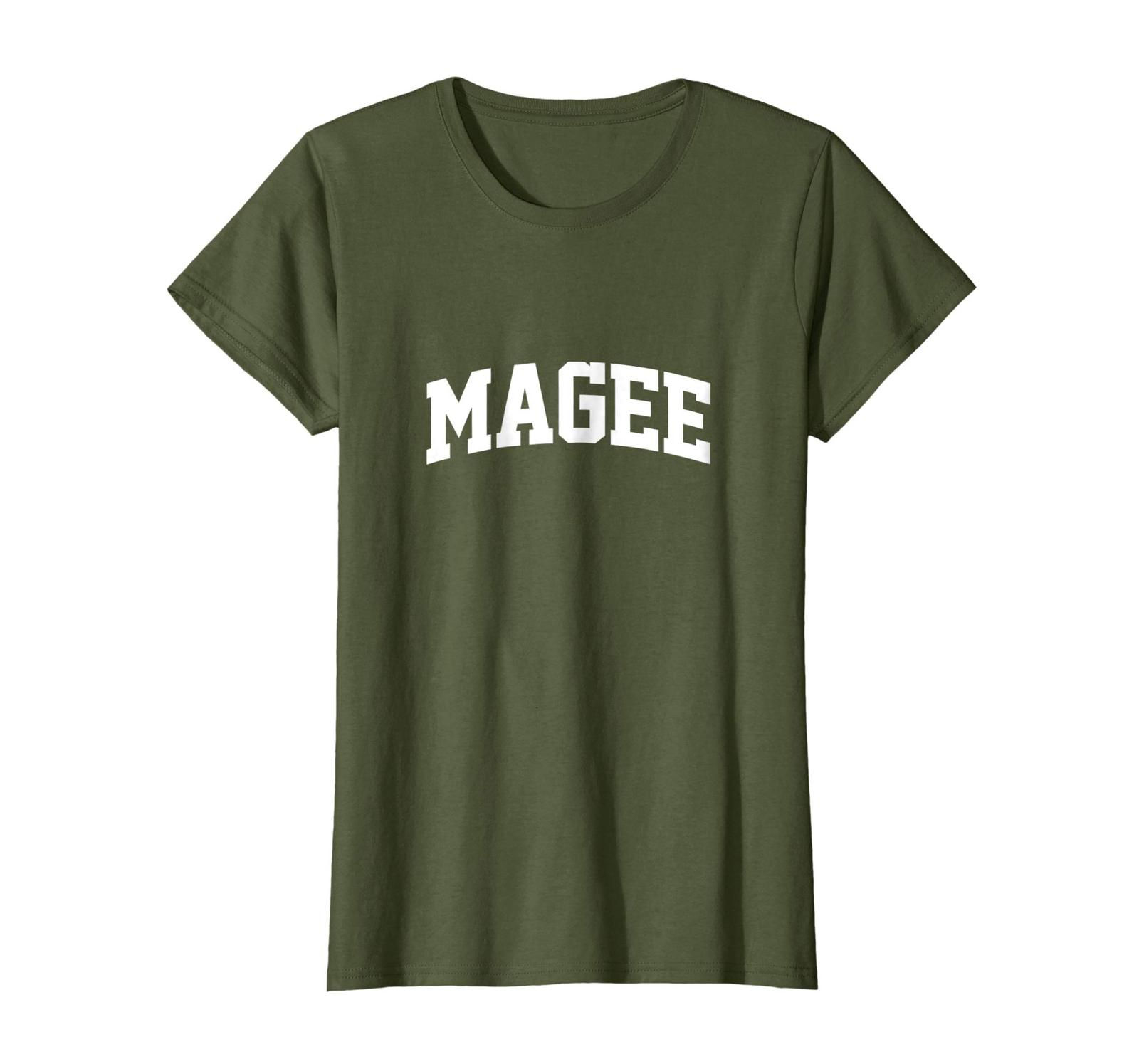 Primary image for New Shirts - Magee Family Name Magee Gift T-Shirt Wowen