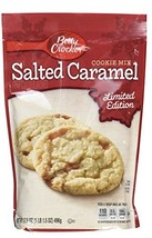 Betty Crocker Limited Edition Salted Caramel Cookie Mix, Package of 2 image 1
