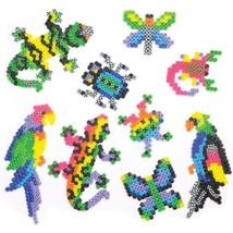 Perler Beads Rare Bugs and Birds Jungle Animal Craft Activity Kit, 2005 pcs - $8.51